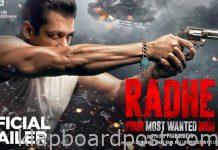 Radhe Official Trailer | Salman Khan, Disha Patani