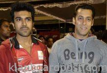 Shankar looking at Salman Khan for Charan's film?