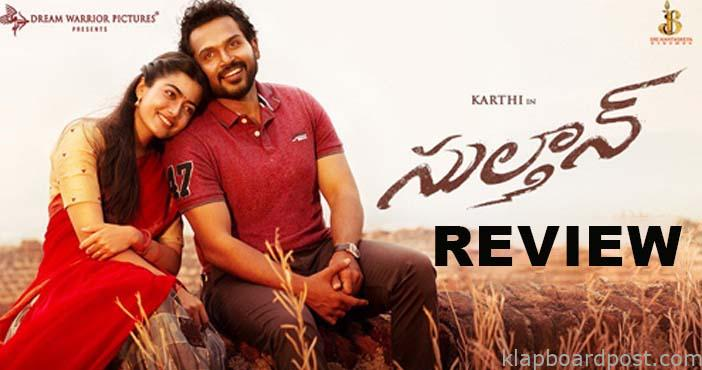Sulthan Review - Message told in a massy manner