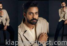 Vaishnav Tej Latest Photoshoot Stills
