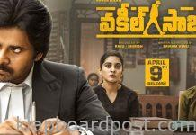 Court Legal Notice to Vakeel Saab Producers