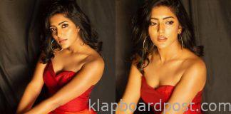 Eesha Rebba Looks Stunning In Red
