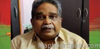 Music Director KS Chandra Sekhar Passed Away