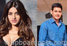 Nidhhi Agerwal bags Mahesh Babu's next?