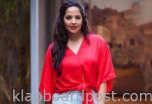 Revealed - Anasuya's fee for Thank You Brother