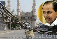 Telangana Full Lockdown for 10 days