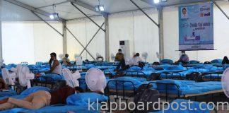 MEIL Help For Needy: Establishes more than 3000 beds in Tamil Nadu
