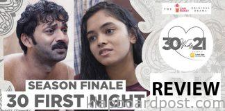 30 Weds 21 Review - A Sweet rom-com