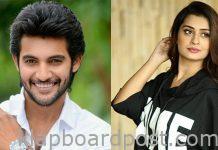 Aadi Saikumar and Payal Rajput New Movie Title 'Kirathaka'