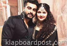 Arjun Kapoor's sister hospitalized in Mumbai