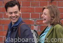 Emma Corrin wraps up filming of romantic drama 'My Policeman'