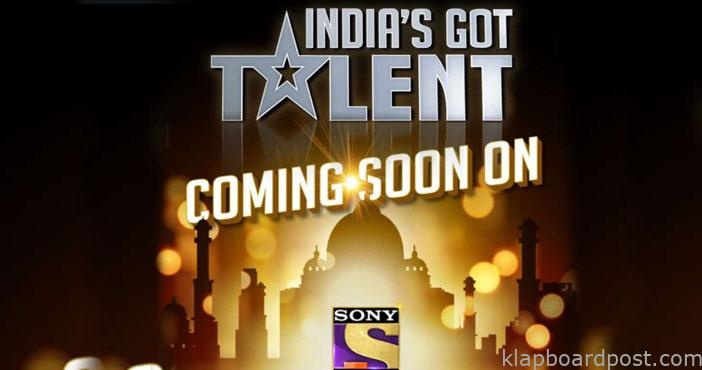 India's Got Talent on Sony TV