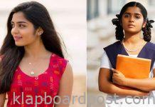 Jaanu 'Gouri G. Kishan' as a Heroine in Chiranjeevi's Daughter Movie