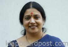 Jeevitha to run for the post of MAA President?