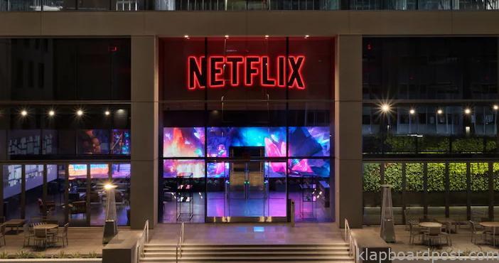 Netflix post-production facility in Mumbai