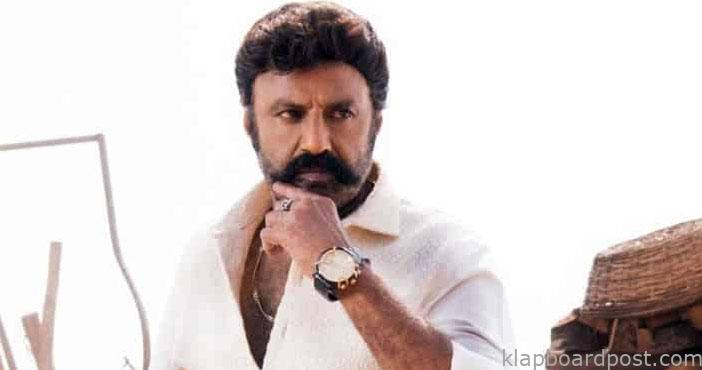 Only poster and no teaser for Balayya's birthday