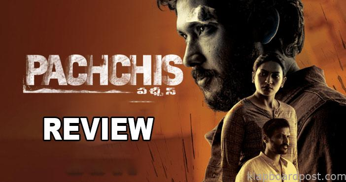 Pachchis Review - Half Baked Thriller