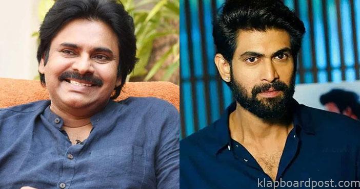 Pawan-Rana film being planned for Sankranthi 2022?
