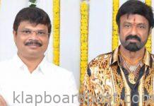 Post Covid, Balayya Makes a Special Request to Boyapti