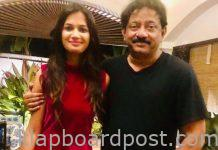 RGV opens up on rumors with Ariana