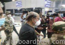Rajinikanth Heads to US for a General Health Check Up