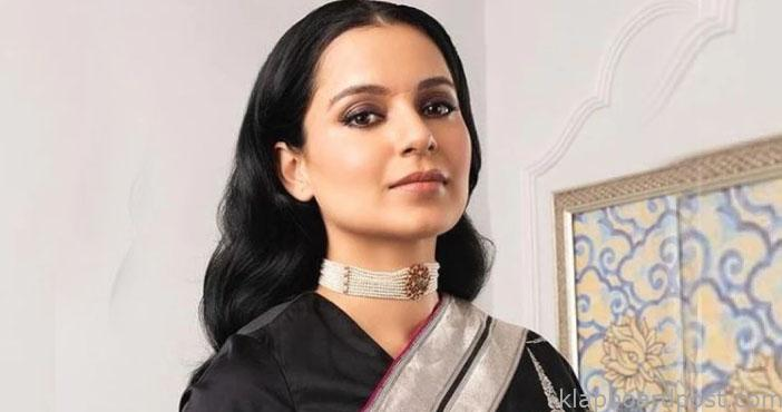 Unable to pay last year's tax: Kangana