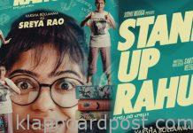 Varsha Bollamma looks geeky in Stand Up Rahul