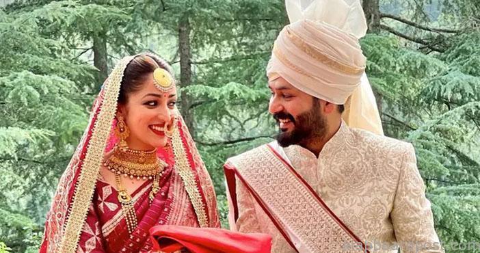 Yami Gautam marries filmmaker Aditya Dhar