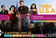 ZEE5 in the United States on June 22