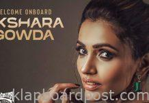Akshara Gowda pairs up with Ram in Lingusamy Film