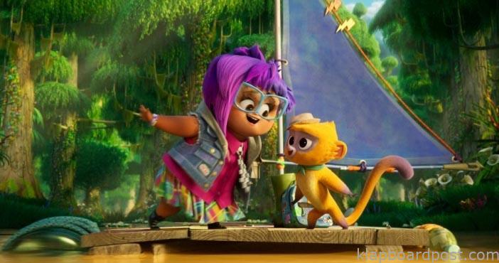 Animated musical adventure Vivo on Netflix