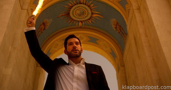 Fantasy superhero series Lucifer on Netflix