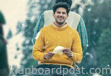 Good response to Dulquer Salman's first look from his next