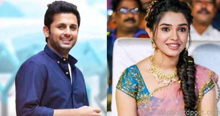 Nithin to romance Uppena beauty in his next?