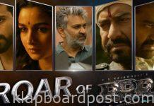 Roar Of RRR - RRR Making | NTR, Ram Charan, Ajay Devgn, Alia Bhatt