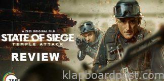 Stage of Siege - Temple Attack Movie Review