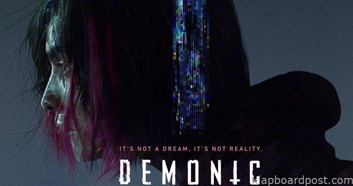Supernatural techno-horror film on Aug 20