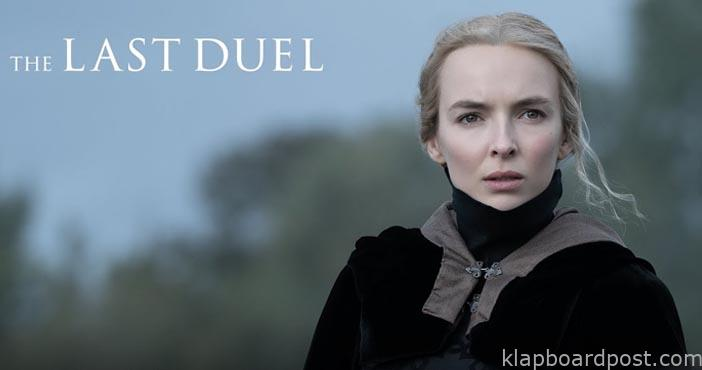 Trailer of the 'The Last Duel' out