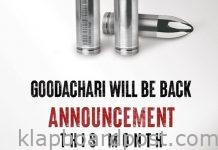 Adivi Sesh's Goodachari Sequel Announcement