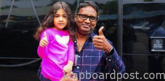 Allu Arha Gets a Warm Welcome on Shakunthalm Sets