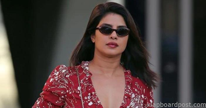 Bvlgari's Global Ambassador is Priyanka Chopra