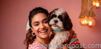 Keerthy Suresh Cute Stills