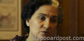 Lara Dutta as Indira Gandhi in BellBottom