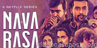 Navarasa tomorrow on Netflix