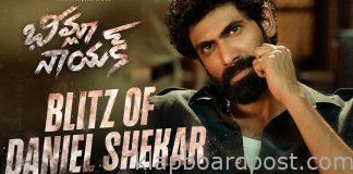Bheemla Nayak - Blitz of Daniel Shekar