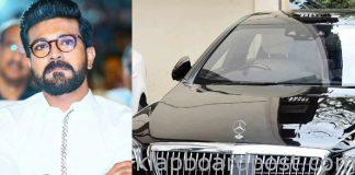 Ram Charan's swanky new ride becomes a hot topic