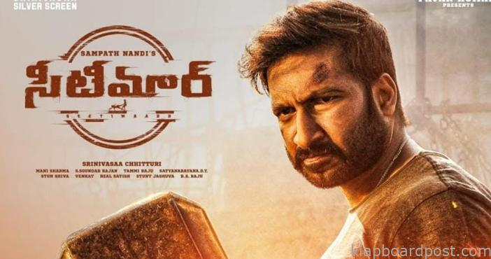 Seetimaarr running to good occupancy in Telugu states
