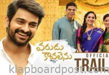 Varudu Kaavalenu Movie Trailer
